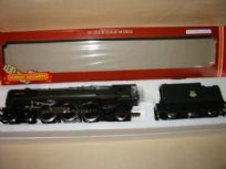 "Hornby Railways 4-6-2 locomotive ""Morning Star"""